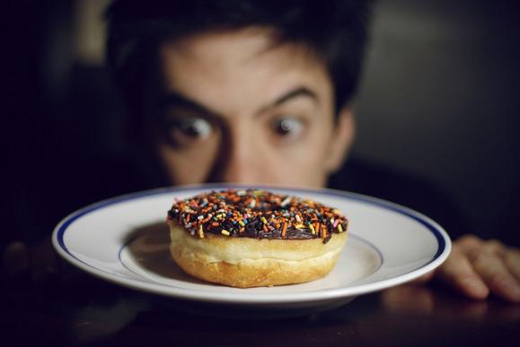 doughnut temptation